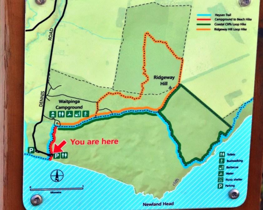 Newland Head Coastal Walk