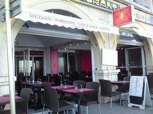 Restaurant Ste OCedres Cuisine Libanaise Annuaire