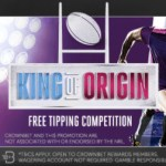 2017 State of Origin – King of Origin Free Tipping Competition