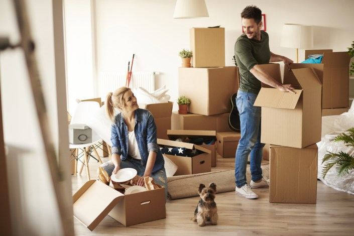 Packing Your House For An International Move