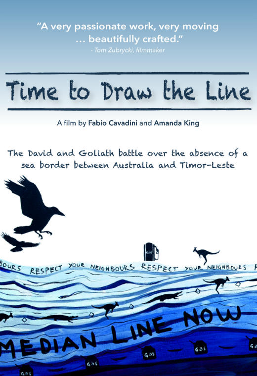 Time to Draw the Line - a documentary on the Timor Sea dispute