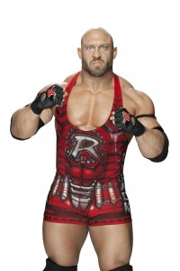 WWe Superstar Ryback (photo courtesy of WWE)
