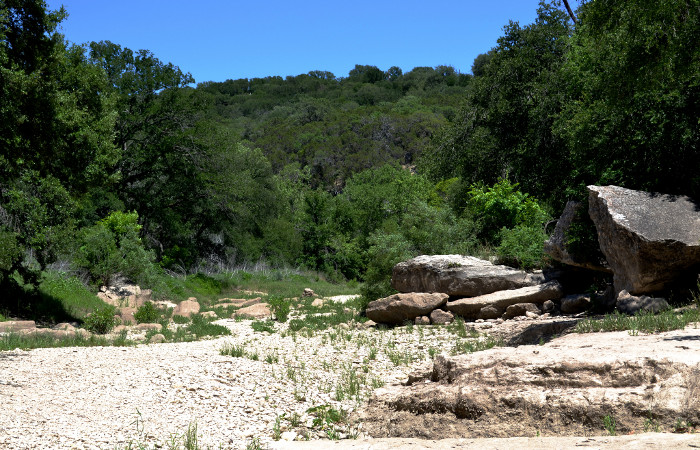 A north Austin hiking trail. Photo: Flickr user Sean Loyless, creative commons licensed.