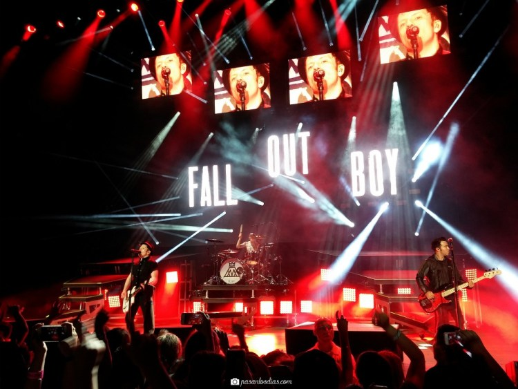 Fall Out Boy, Flickr/ Fernando L