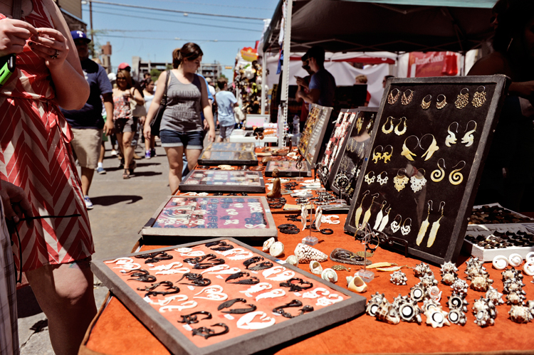 old pecan street festival association sixth street 6th historic district