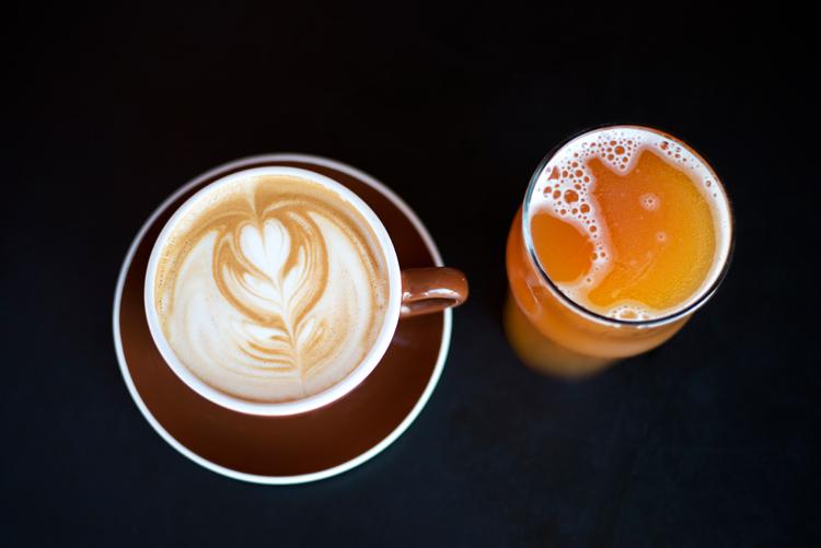 beer coffee food drinks