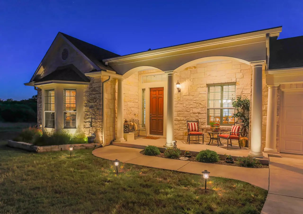 Spicewood Real Estate Photographer