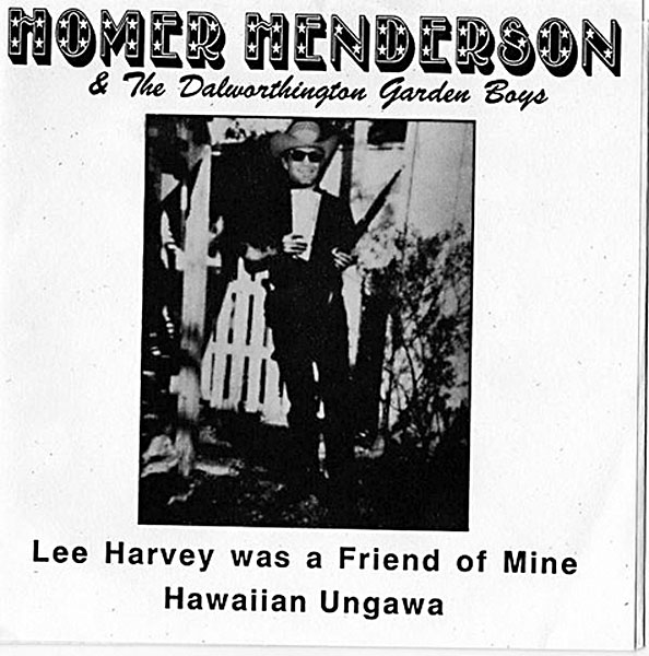 Lee Harvey Oswald Was a Friend of Homer Henderson: Bobby ...