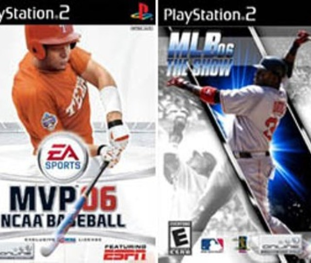 Grudge Match Mvp 06 Ncaa Baseball Vs Mlb 06 The Show For The Ps2 Sports The Austin Chronicle