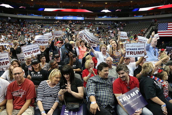 Donald Trump Rally in Dallas - 2 of 22 - Photos - The ...