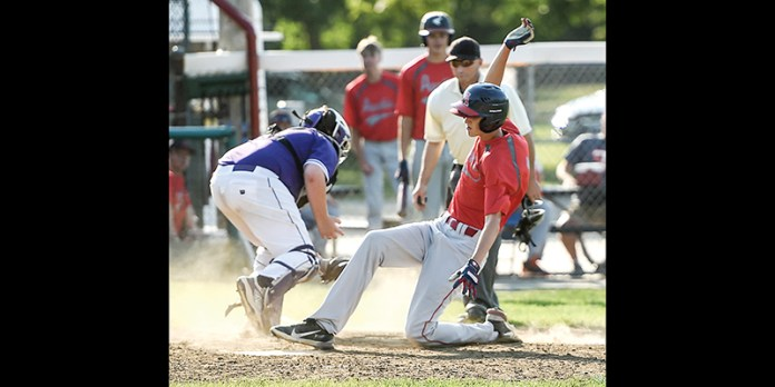 Defending the diamond: Post 1216 shuts down Red Wing
