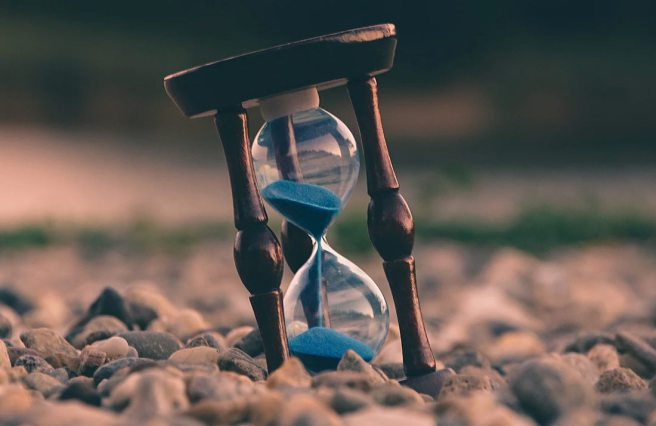 Time is always worth more than money is.
