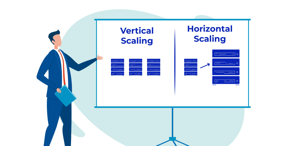 Vertical vs Horizontal Scaling