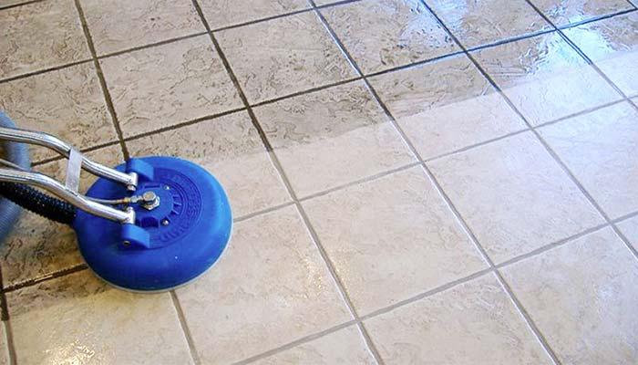 how to clean tile floors austin s