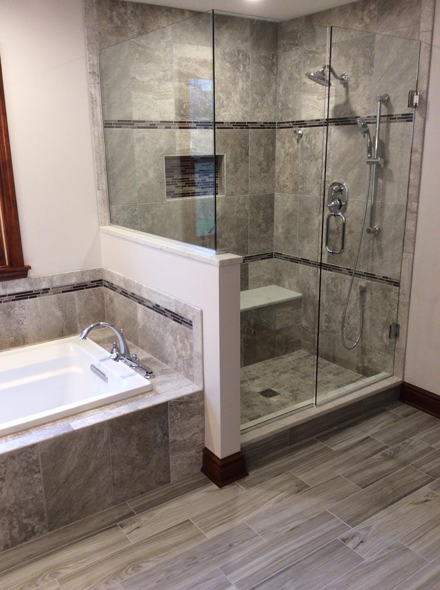 Bathroom Floor Ideas | Austin's Floor Store on Bathroom Remodel Design Ideas  id=52637