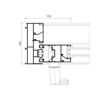 cortizo windows design