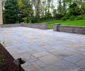 Uncovered Patios