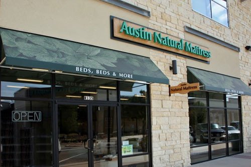 Austin Natural Mattress West Bee Cave Front Photo