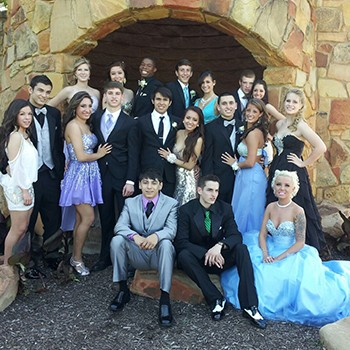 Austin Prom Party Bus Rental