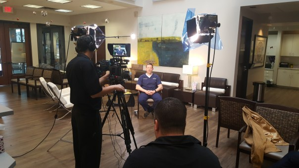 Business Testimonial Videographer, Austin Medical Videographer