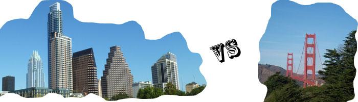 San Francisco vs Austin Cost of Living
