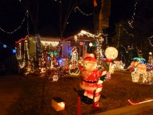 Best Austin Neighborhoods Christmas Lights