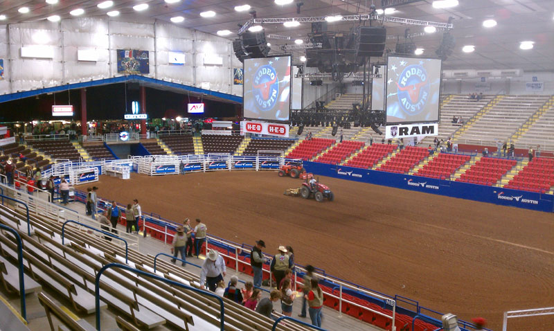 Rodeo Austin And Concerts Things To Do In Austin Tx