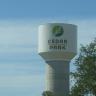 cedar park water tower