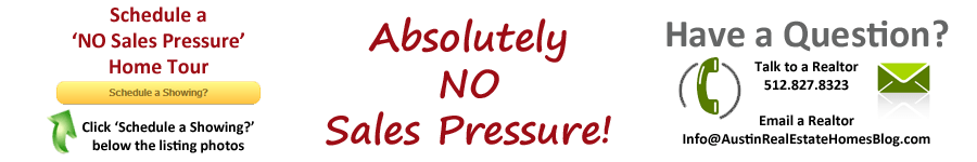 no pressure austin realtor
