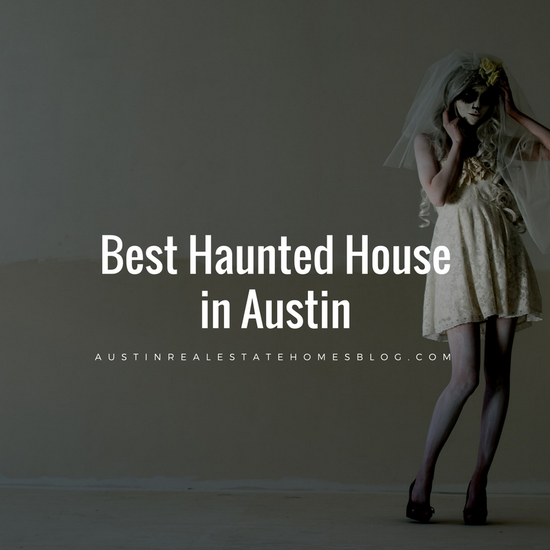 best haunted house