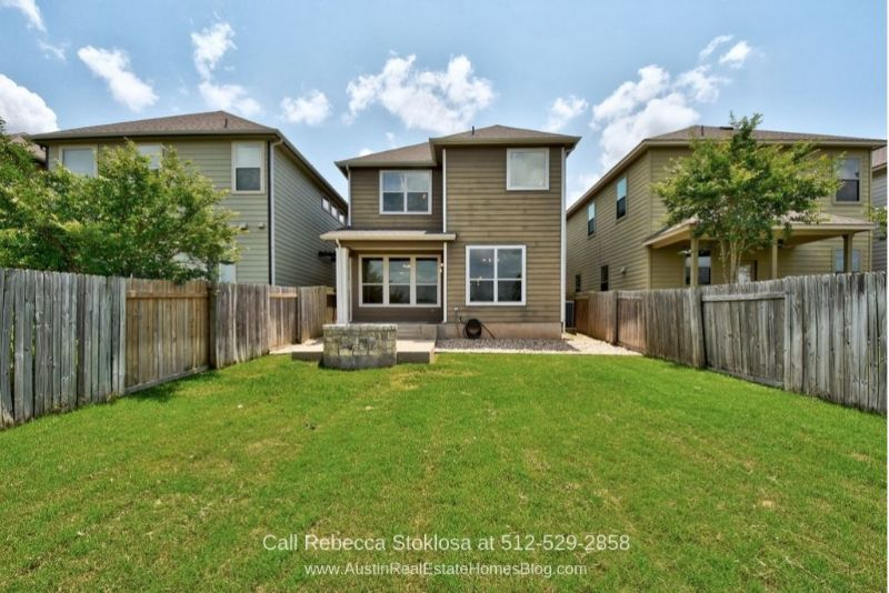 Homes in Enclave at Westgate Austin TX