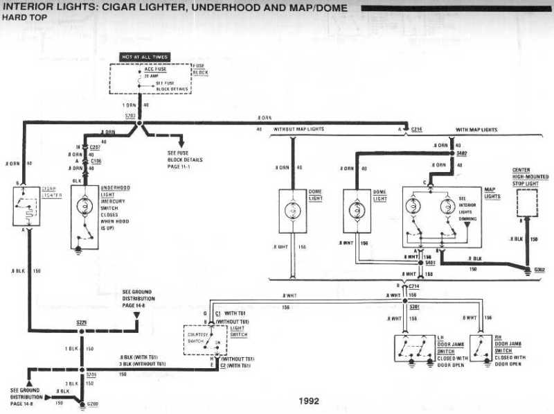 chevy dome light wiring diagram 1994 chevy suburban interior light fuse ... dome light wiring diagram 1996 chevy blazer