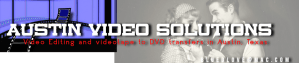 AUSTINVIDEOSOLUTIONs Banner