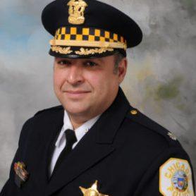 Anthony Escamilla 25th Dist. Commander