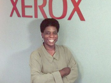 Former Xerox CEO Ursula Burns, the first black woman to head a Fortune 500 company. | Courtesy Ursula Burns