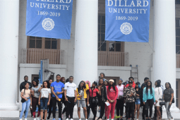 The Introspect 2019 H.B.C.U Tour stops by Dillard University in New Orleans. | Submitted photo
