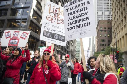 BACK TO CLASS: CTU delegates voted 364-242 in favor of the 41-page contract agreement with CPS, which includes commitments to reduce overcrowded classes and bring more resources to the city's schools. | File photo