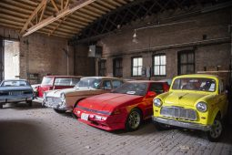 While the old warehouse will need lots of work, sees it as a space for storing classic vehicles. | ALEX ROGALS/Staff Photographer