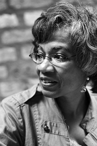 Valerie LeonardWest Side education activist