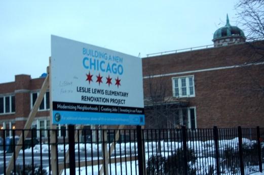 Lewis Elementary School, 1431 N. Leamington.DAISY WINFREY/Contributor