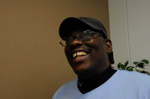 """Hope Manor resident Marvin McGee, 50, spent many years living in Englewood and is concerned about building a new facility for homeless veterans there. """"They have some nice places in the South Side, that just ain't one of them,"""" he says."""