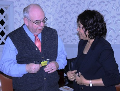 Dan Haley catches up with Dr. Hines of Circle Family Healthcare Network.