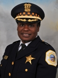 Honorary Marshal 15th District Commander Barbara West