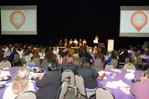More than 450 prospective and established early childhood education entrepreneurs gathered at WBDC.