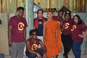 The first ever Yangon-Chicago Youth Peace Festival in Yangon, Myanmar. (Photos courtesy Peace Exchange program)