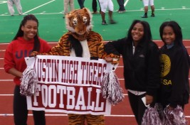 Austin High School campus students celebrated their Homecoming in October 2014. (Courtesy Diondai Brown-Whitfield)