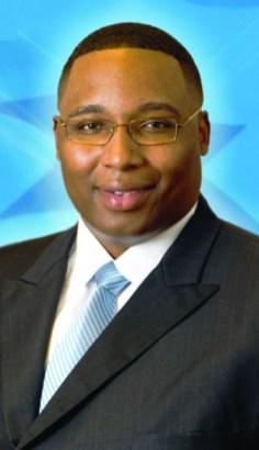 Jason Ervin - 28th Ward alderman