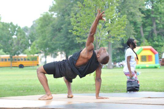 Move Me Soul dance troupe