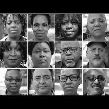 Faces of the Dyett 12. Submitted.