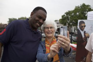 Attendees at the Austin Community Festival, hosted by Greater St. John Bible Church on Sat. August 29 in Austin, were treated to the sounds of local musicians, among other talent. | James Bernal/Contributor.